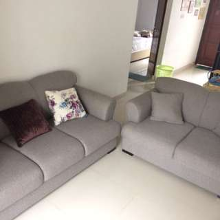 Sofa 3 seater & 2 seater