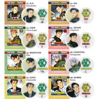 Nature Republic - EXO Mini Mask