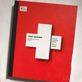 Just Design (Socially Concious Design for Critical Cause)