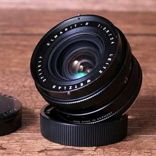 Leica R Elmarit 24mm f2.8 Made in Germany 超廣角鏡