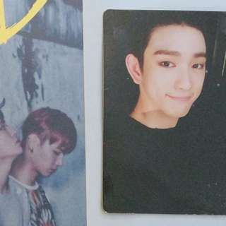 GOT7 JINYOUNG JR PHOTOCARD