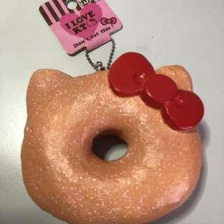 HK Doughnut Squishy