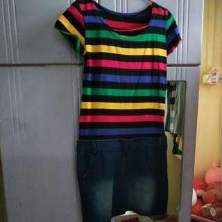 Denim Dress (2 for $15)