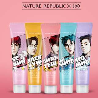 Nature Republic - EXO Hair & Nature Colour Treatment