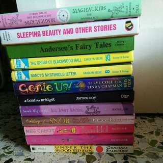 *Bundle Deal* 12 storybooks for children
