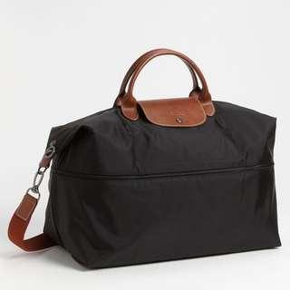 Longchamp Expandable Trave Bag