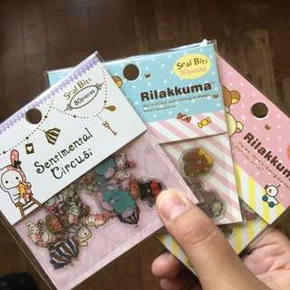 Rilakkuma / Sentimental Circus Stickers