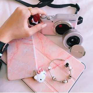 Panasonic Lumix GF9 PINK colour!