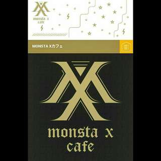 Monsta X LIMITED TIME Cafe (Japan Tour)
