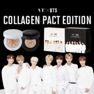 VT x BTS - Collagen Pact