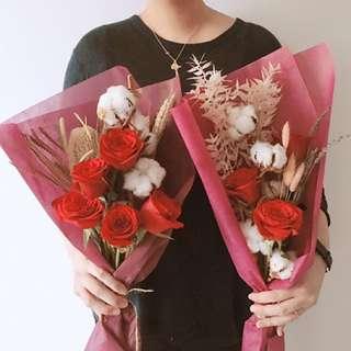 Rose Bouquet - Valentines Day Specials