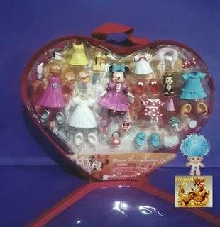 Minnie Mouse Fashion Set