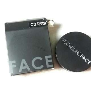 Focallure face pressed powder 02 // FA-16