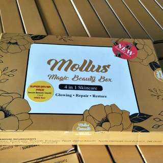 Mollus Magic Beauty Box
