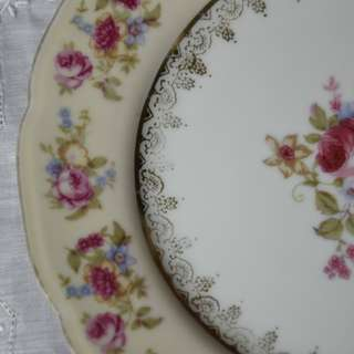 Vintage small plate