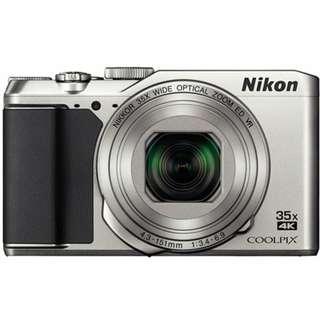Nikon A900 銀色 公司貨 登錄送萬用包