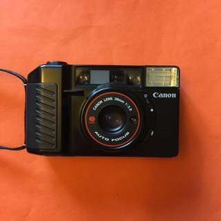 FANTASTIC CONDITION Canon AF35M 2 film 35mm point and shoot