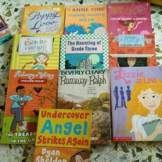 Bundle Deal ! 10 Story Books