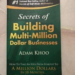 Build Multi-Million Dollar Businesses