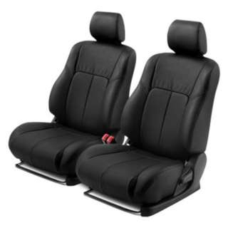LEATHER SEAT WRAP @ CAR SERVICE