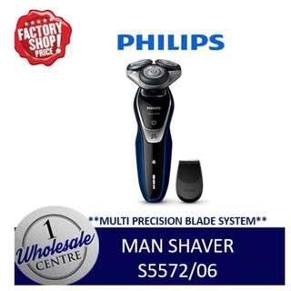 PHILIPS S5572/06 MAN SHAVER