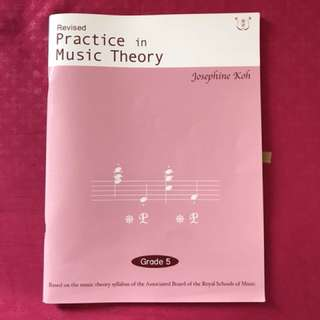 Grade 5 Music Theory Books