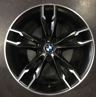 """18"""" rims fits BMW 3, 5 and 7 series"""