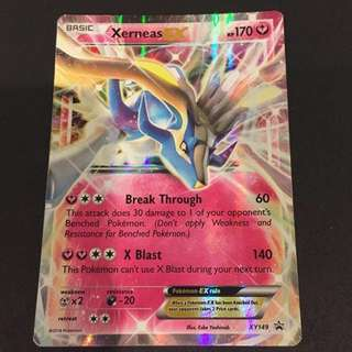 Pokemon Xerneas EX(Near Mint)