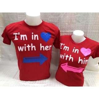 Couple Shirts 😄😄