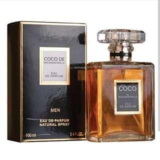 Parfume Coco De Men 100ml