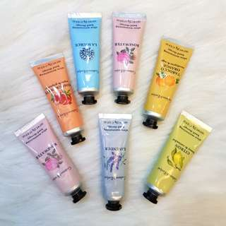 Crabtree & Evelyn Ultra-Moisturising Hand Therapy (25g Each)