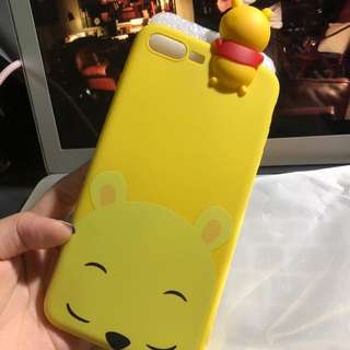 Iphone 7+/8+ disney pooh case