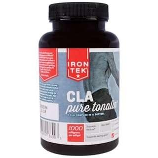 Country Life, Iron-Tek, CLA, Pure Tonalin CLA Complex, 1000 mg, 90 Softgels