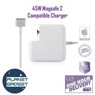 45W Macbook Magsafe 2 Compatible Charger