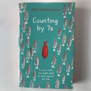 Book - Counting by 7s