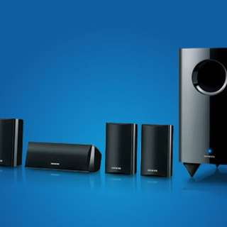 Onkyo speakers 5.1