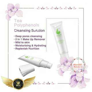 Wowo Tea Polyphenols Face care series