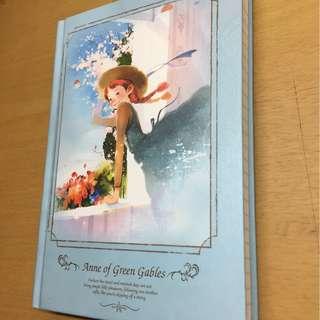 韓國代購筆記簿