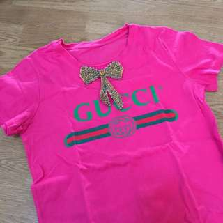 Gucci Inspired Top