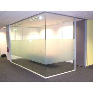 GLASS PARTITIONS--KHOMI