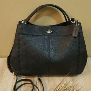 Coach Lexie Small Black