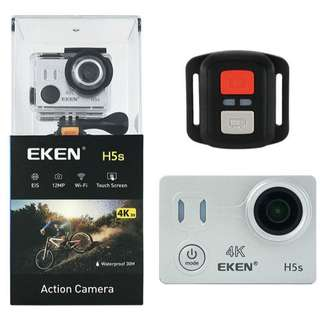 Eken H5S Ultra HD Touch Screen Action Camera