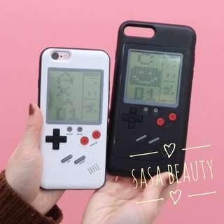 【包郵】懷舊Gameboy遊戲手機殻 IPhone case