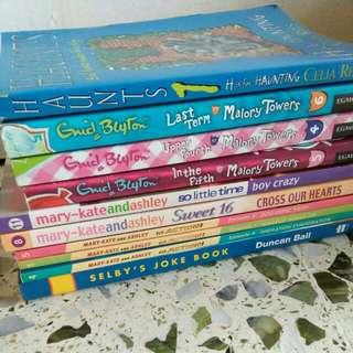 *Bundle Deal #3* 10 Story Books