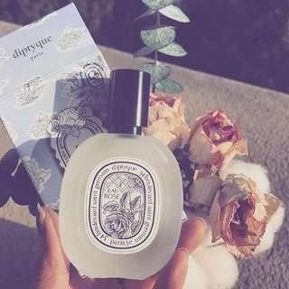 Diptyque Eau Rose 玫瑰之水 皇牌香味 情人節限定 現貨 全球斷貨