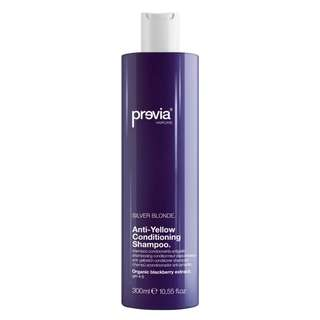 [SILVER/PURPLE SHAMPOO] Sulfate Free Previa Anti Yellow Shampoo 300ml/1000ml