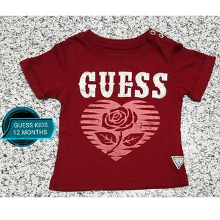 💞Preloved! Guess Baby Top
