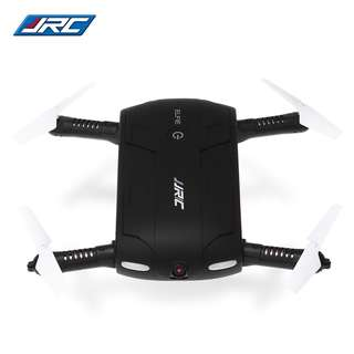 H37 ELFIE FOLDABLE MINI RC SELFIE QUADCOPTER WIFI FPV / 480P HD / G-SENSOR / HEADLESS MODE 6.50 x 13.50 x 2.50 cm