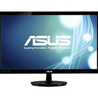 "ASUS VS228H-P 21.5"" Full HD 1920x1080 HDMI DVI VGA Back-lit LED Monitor good for gaming"