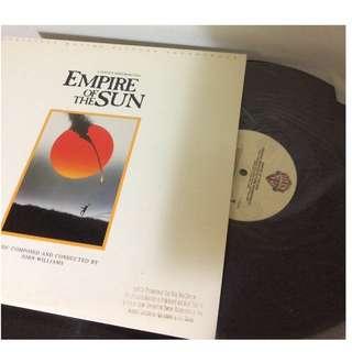 NM Empire of the sun soundtrack john williams record vinyl